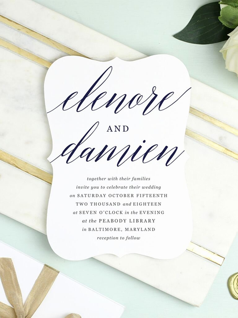Wedding Invitation Template Free Best Of 16 Printable Wedding Invitation Templates You Can Diy