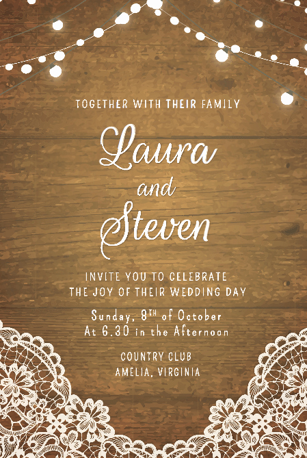 Wedding Invitation Template Free Inspirational Fabulous Free Wedding Invitation Templates
