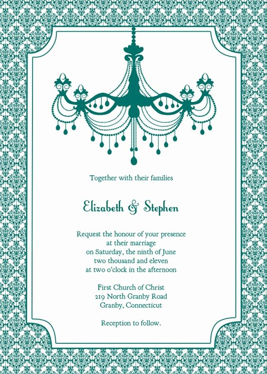 Wedding Invitation Template Free New 10 Free Printable Wedding Invitations Diy Wedding