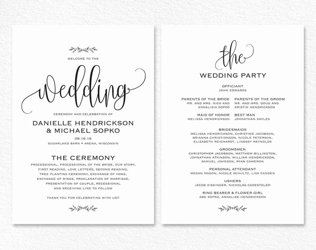 Wedding Invitation Word Template Fresh Free Rustic Wedding Invitation Templates for Word