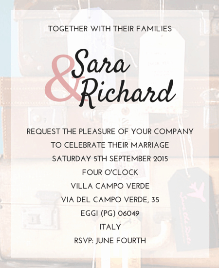 Wedding Invitation Wording Template Inspirational Destination Wedding Invitation Wording Weddings Abroad Guide