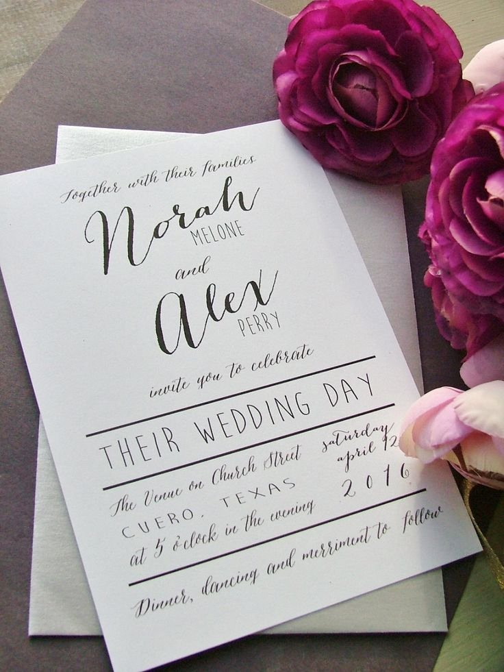 Wedding Invitation Wording Template Lovely 20 Popular Wedding Invitation Wording & Diy Templates Ideas