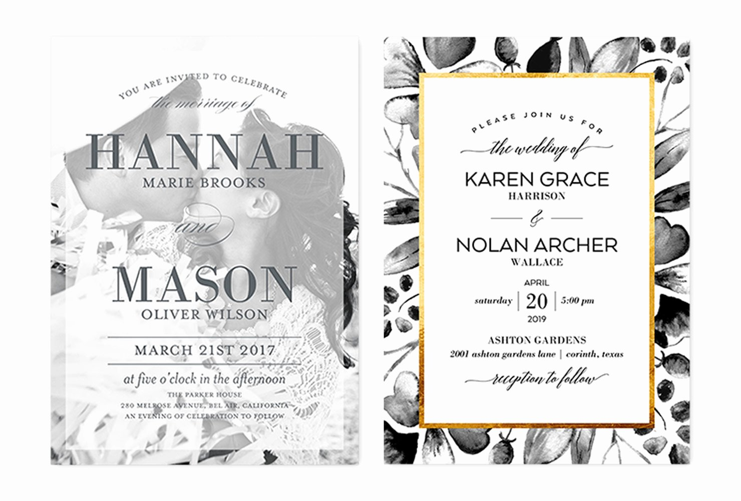 Wedding Invitation Wording Template Luxury 35 Wedding Invitation Wording Examples 2019