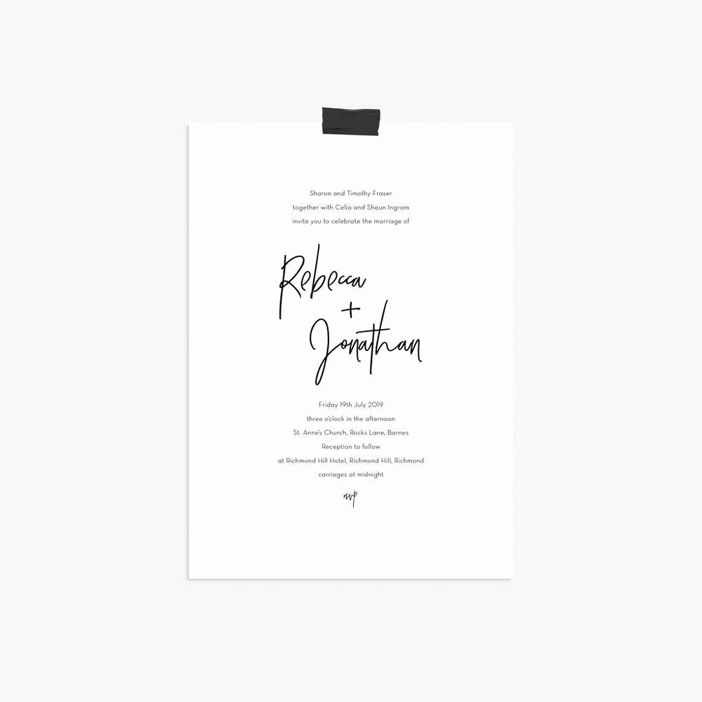 Wedding Invitation Wording Template Luxury Wedding Invitation Wording Examples Advice and Templates
