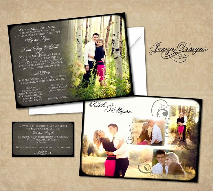 Wedding Invitations Photoshop Template Beautiful Wedding Invitation Shop Template for Graphers