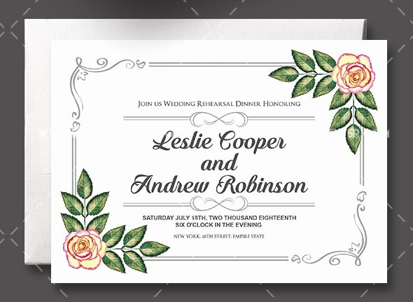 Wedding Invitations Photoshop Template Best Of 75 Free Must Have Wedding Templates for Designers
