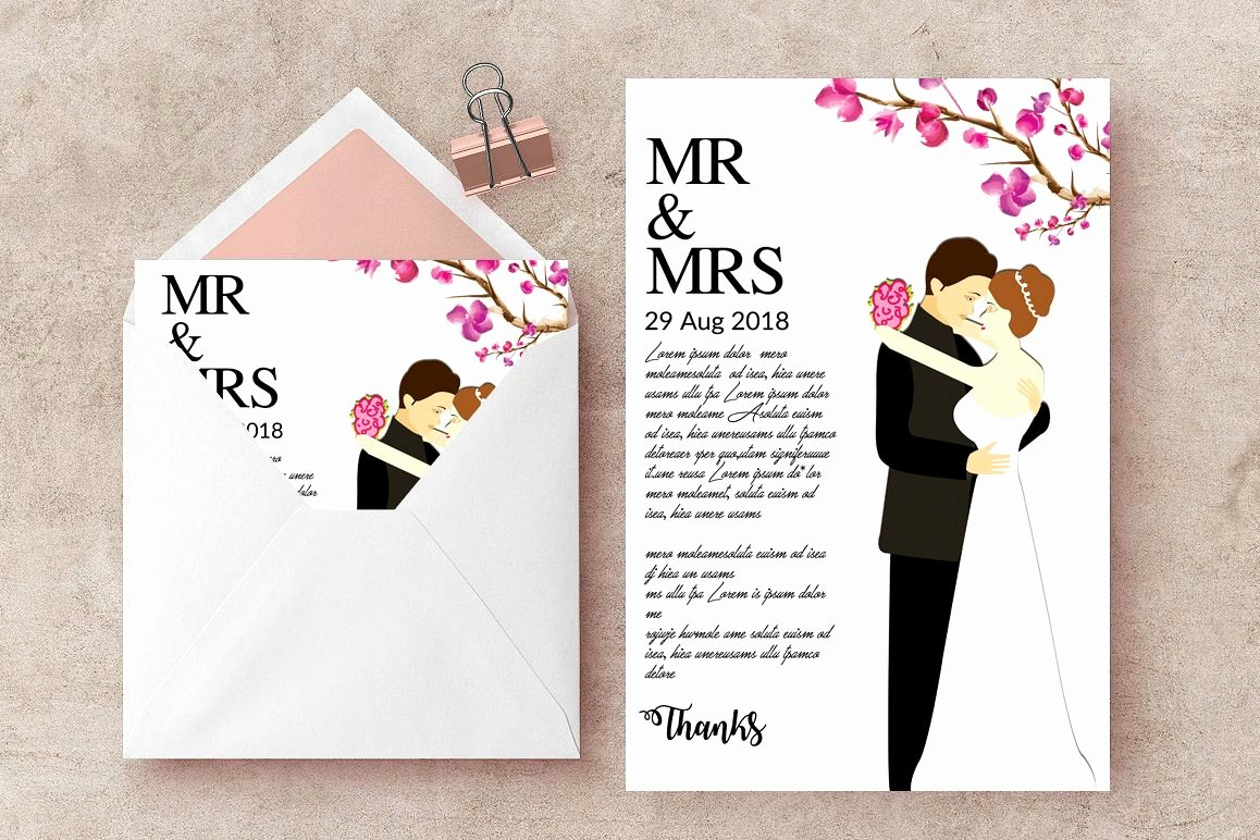 Wedding Invitations Photoshop Template Best Of Wedding Invitation Psd Template