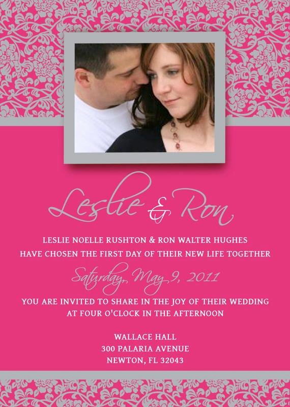 Wedding Invitations Photoshop Template Lovely Wedding Invitation Template Kit Shop by Scripturewallart