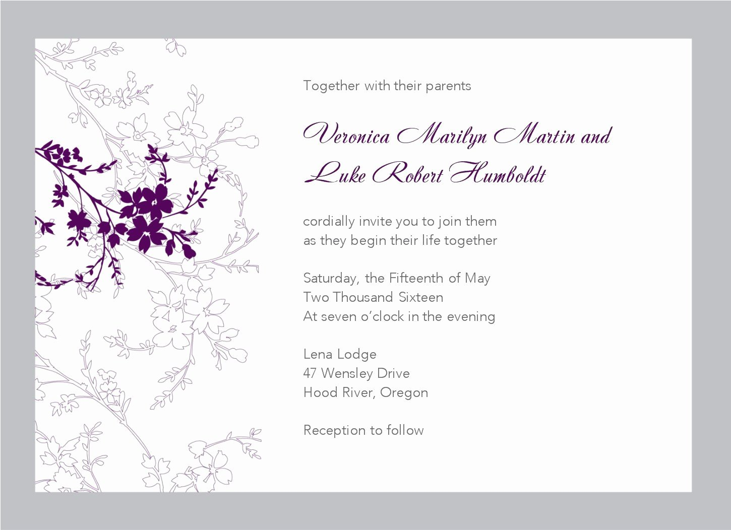 Wedding Invitations Template Free Elegant Wedding Invitation Free Wedding Invitation Templates