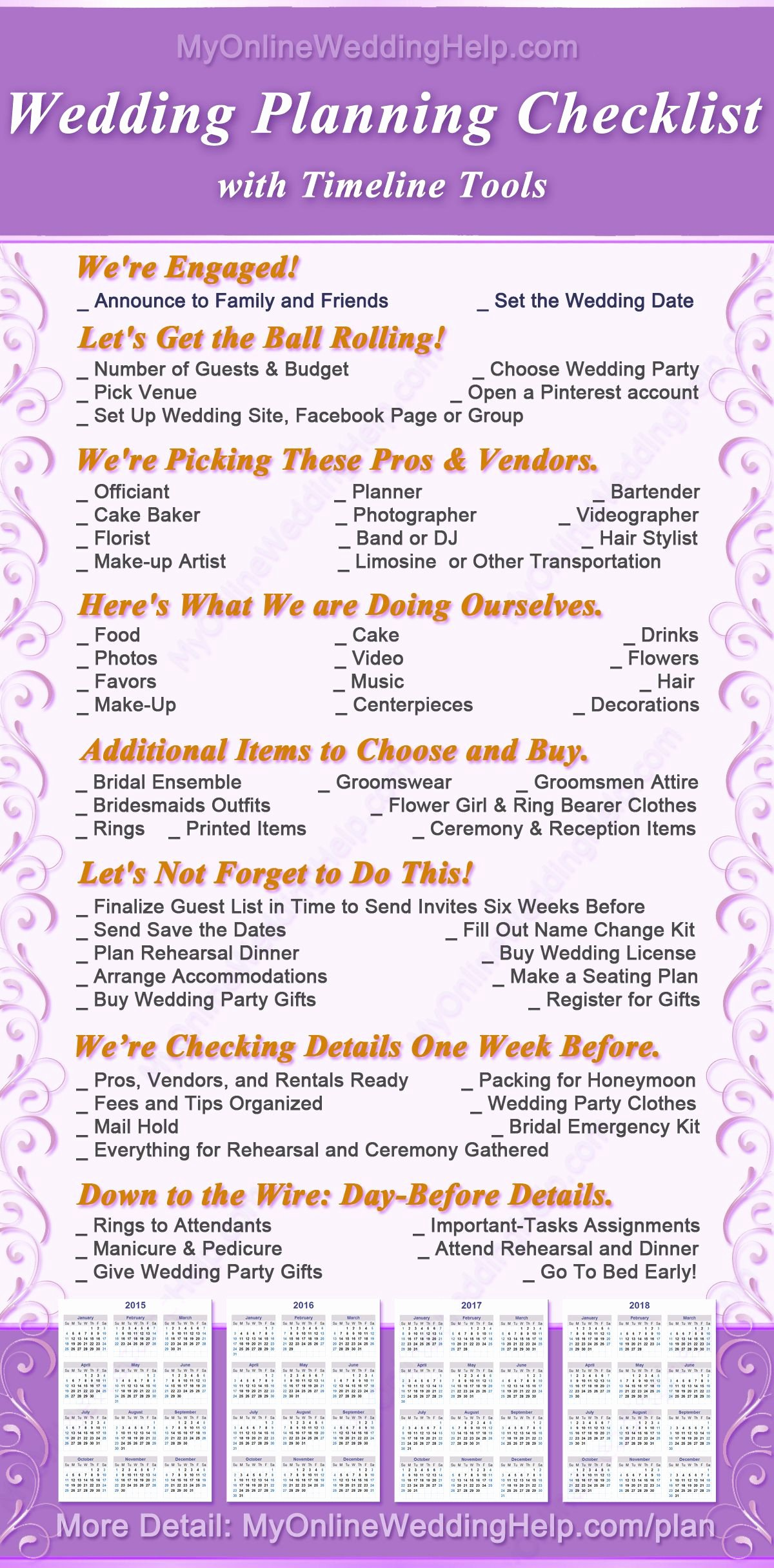 Wedding Plan Checklist Template Beautiful the Ultimate Wedding Planning Checklist