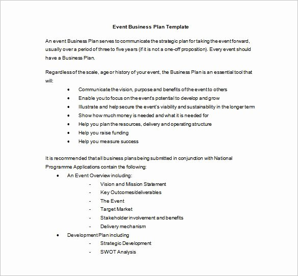 Wedding Planner Proposal Template Beautiful Business Plan event Management Pdf the Best Estimate