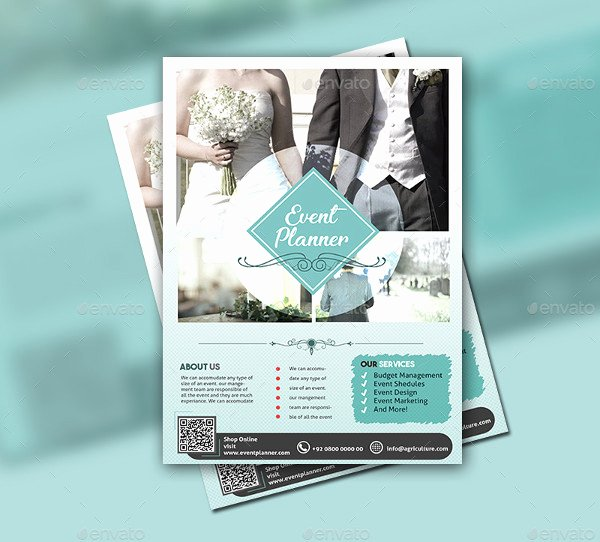 Wedding Planner Website Template Best Of 23 Wedding Planner Flyer Templates Free & Premium Download