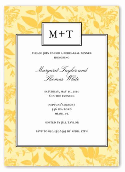 Wedding Rehearsal Dinner Invitations Template New Guide to Wedding Rehearsal Dinner Invitation Templates