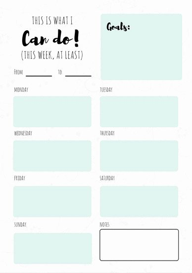 Weekly Schedule Planner Template Beautiful Customize 181 Weekly Schedule Planner Templates Online