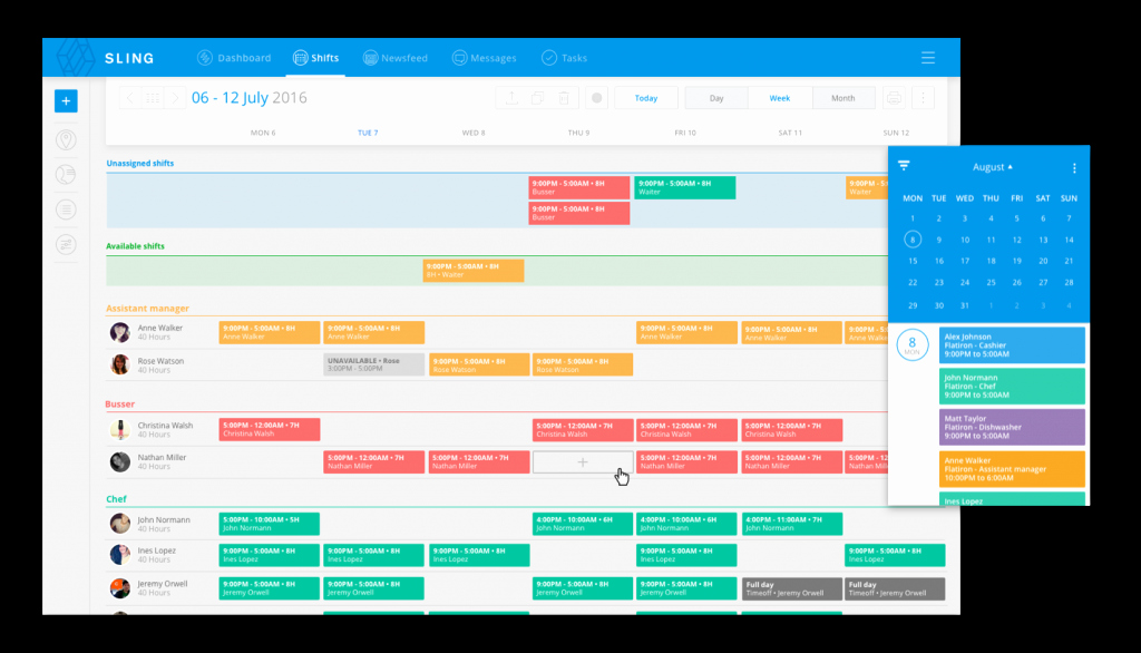 Weekly Staffing Schedule Template Beautiful How to Create An Employee Schedule Template