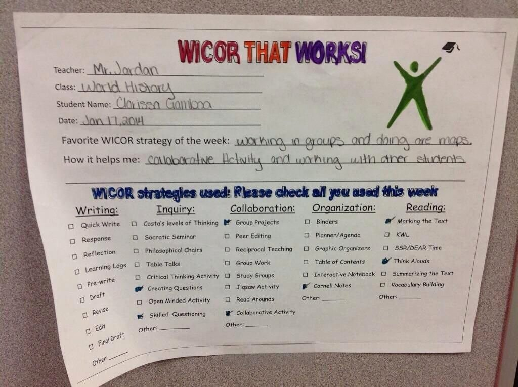 Wicor Lesson Plan Template Inspirational Embedded Image Permalink Wicor