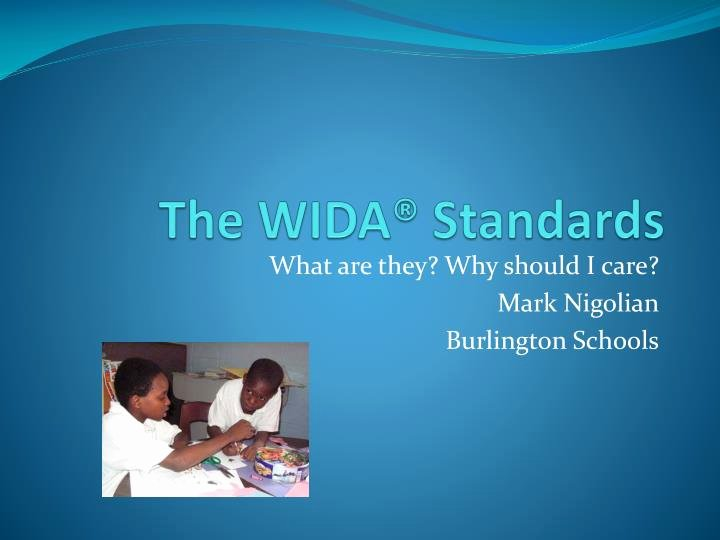 Wida Lesson Plan Template Elegant Ppt the Wida Standards Powerpoint Presentation Id