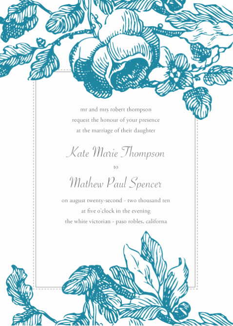 "Word Invitation Template Free Best Of ""i Do"" Bud Weddings Free Invitation Downloads"