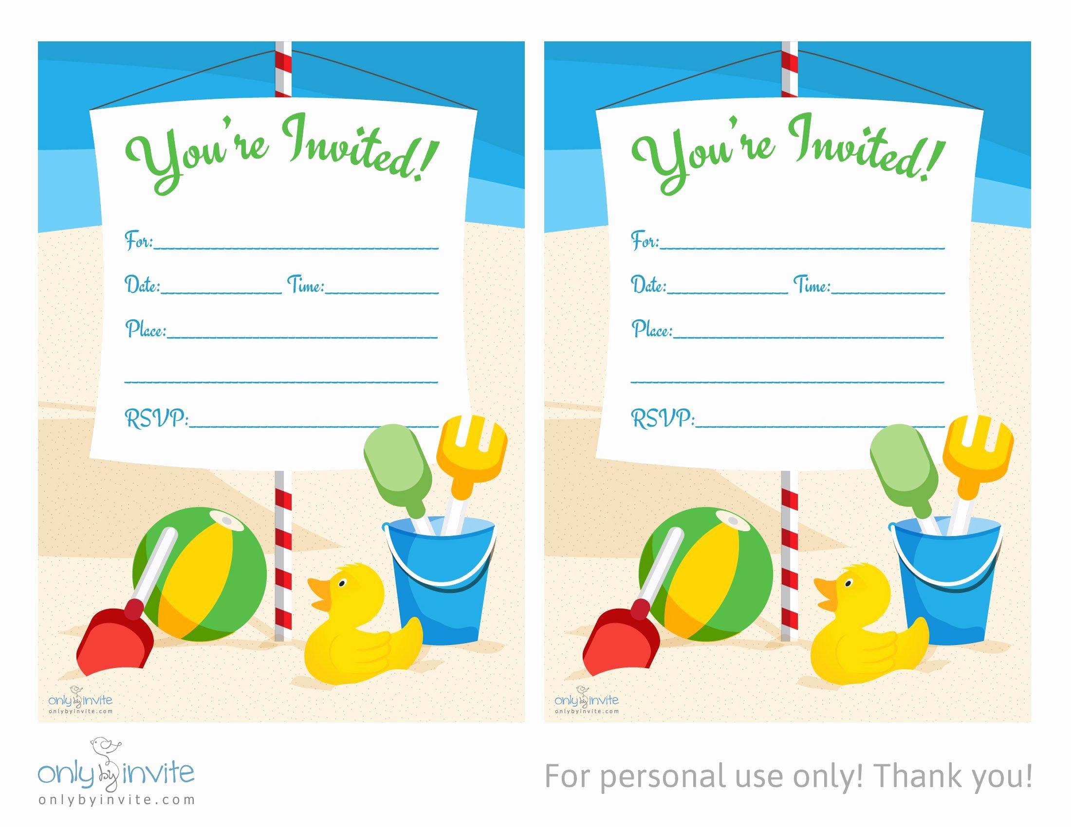 Word Party Invite Template Inspirational Card Template Blank Invitation Templates Free for Word