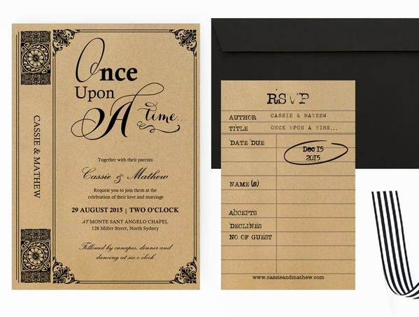Word Template for Invitations Fresh Diy Word Template Wedding Invitation Stationary Set