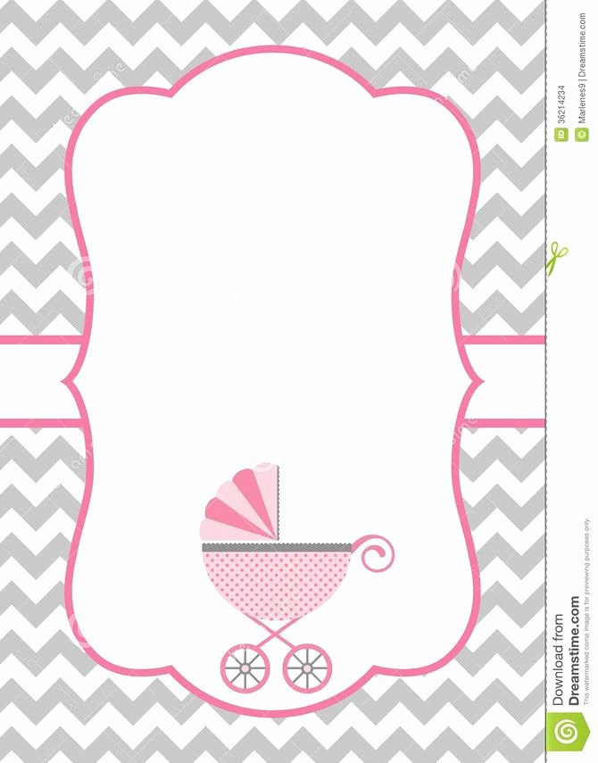 Word Template for Invitations New How to Make A Baby Shower Invitation Template Using
