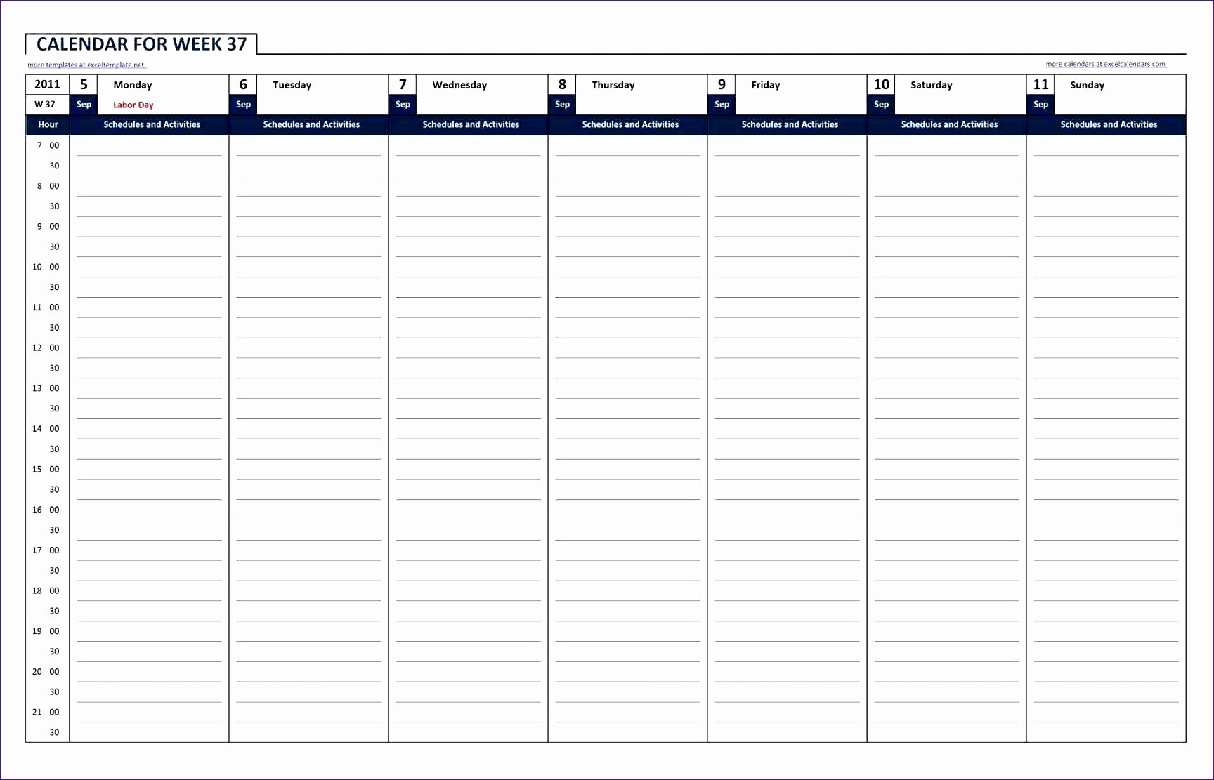Work Hour Schedule Template Lovely 10 24 Hour Work Schedule Template Excel Exceltemplates