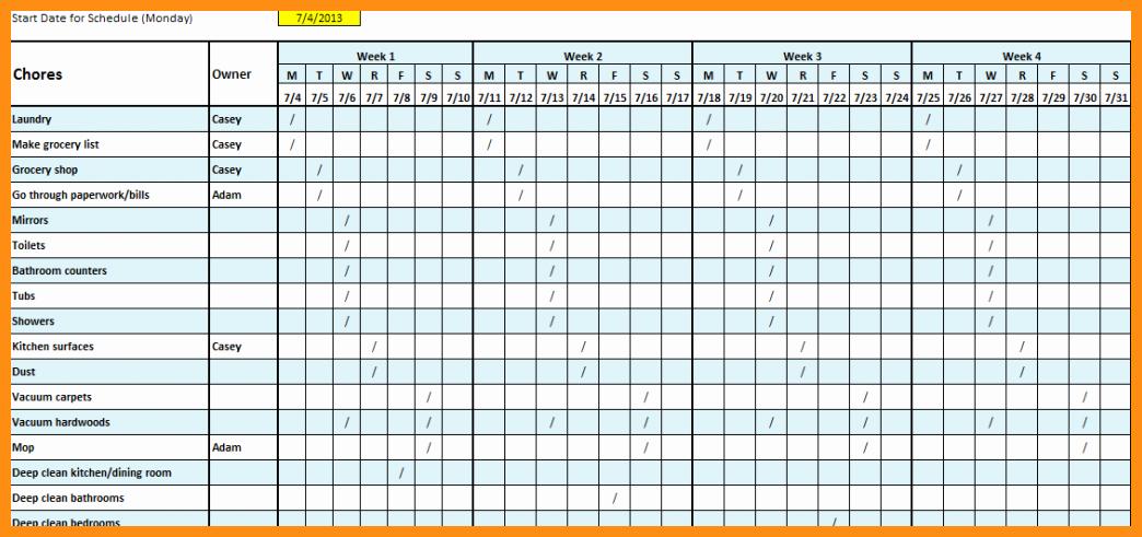 Work Schedule Calendar Template Best Of Monthly Employee Schedule Template