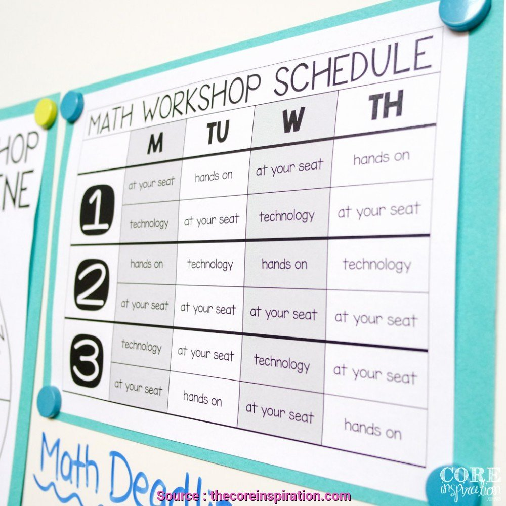 Workshop Lesson Plan Template Lovely 7 Brilliant Math Workshop Model Lesson Plan Template Ideas