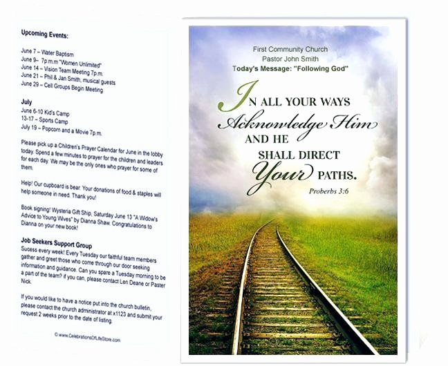 Worship Service Planning Template Awesome Easter Sunday Bulletin Covers
