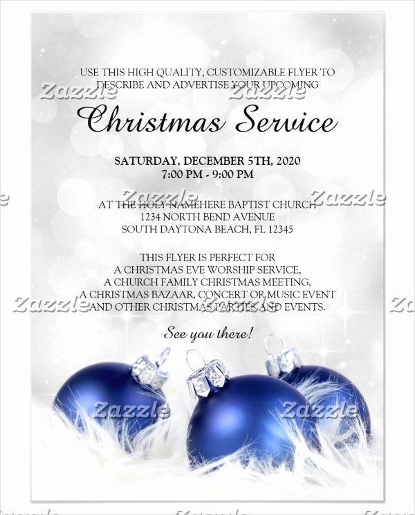Worship Service Planning Template Lovely 8 Church Invitation Templates Free Sample Example