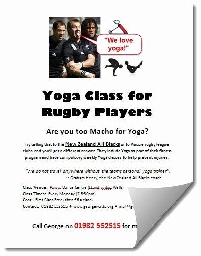 Yoga Class Plan Template Beautiful Yoga Teacher Business Kit