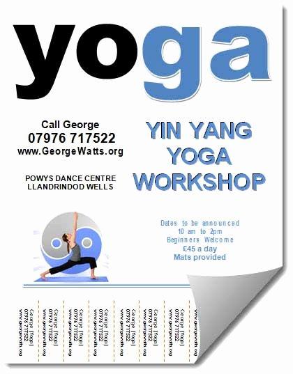 Yoga Class Plan Template Fresh Yin Yang Yoga Lesson Plan Bundle