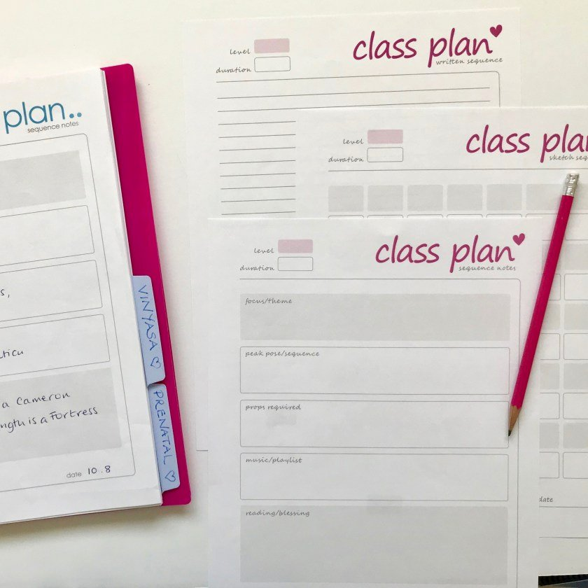 Yoga Class Planning Template New Yoga Decluttering for Yoga Teachers & Instructors • Yogaskinny