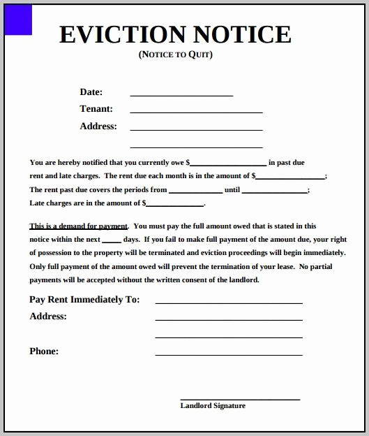 3 Day Notice Template Best Of Pin by Preston Tj 50 On Eviction Notice In 2019