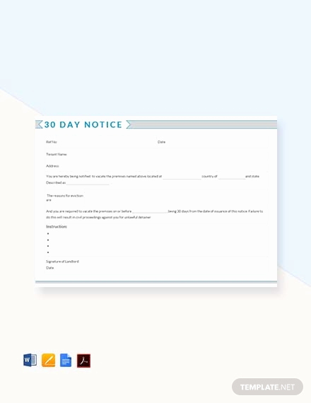 3 Day Notice Template Fresh Free 3 Day Eviction Notice Template Pdf Word