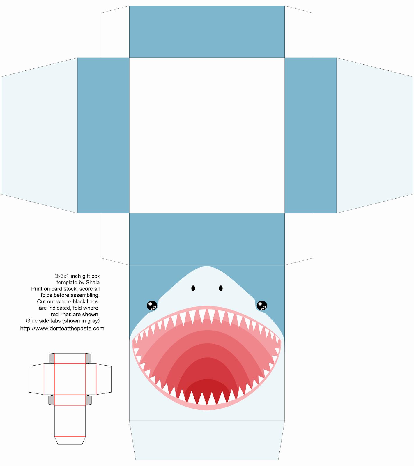 Adams Gift Certificate Template Beautiful Printable Shark Box