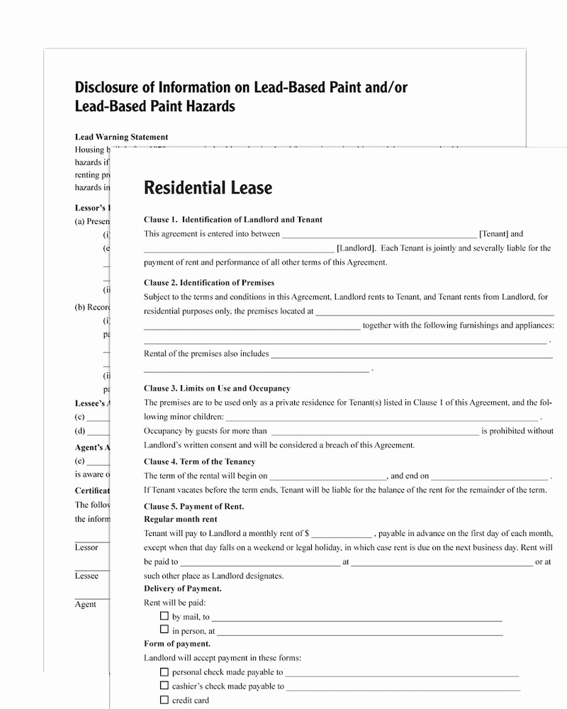 Adams Gift Certificate Template Best Of Adams Residential Lease forms and Instructions