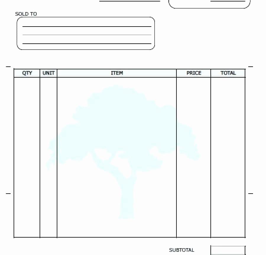 Appliance Repair Invoice Template New Puter Repair Price List Template