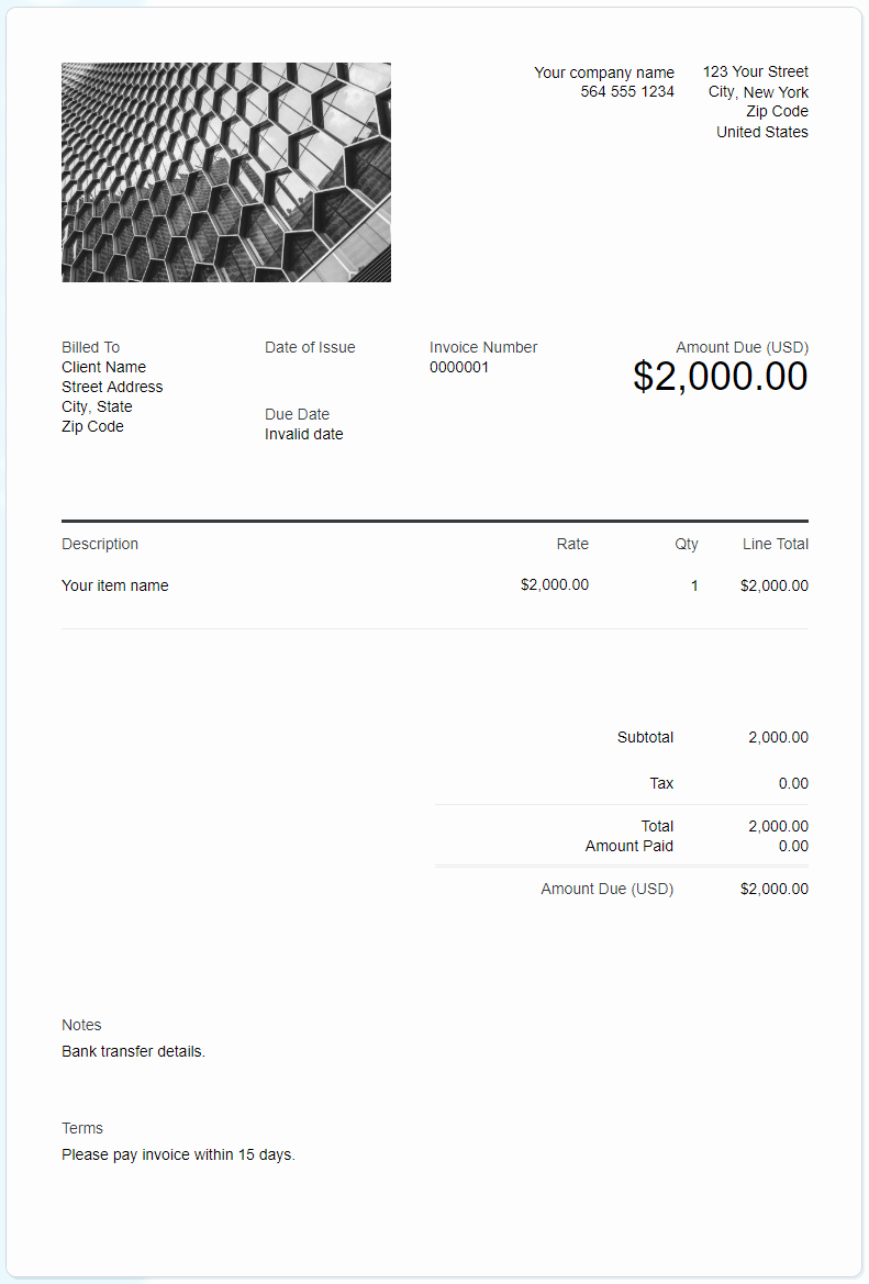 Auto Repair Invoice Template Free Best Of Free Auto Repair Invoice Template Download now