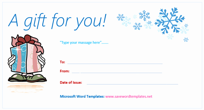 Avery Gift Certificate Template Luxury Get A Free Gift Certificate Template for Microsoft Fice