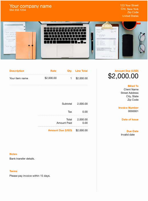 Basic Invoice Template Google Docs Awesome Free Google Sheets Template Download & Customize