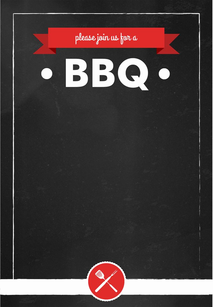 Bbq Menu Template Free Luxury 17 Best Images About Barbecue Invitations On Pinterest