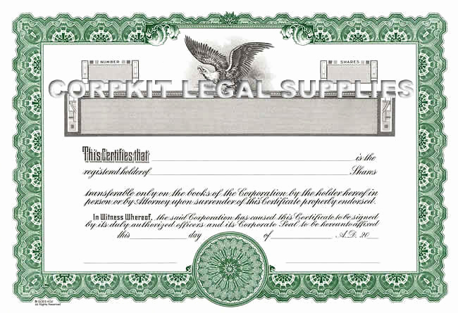 Blank Stock Certificate Template Free Awesome Blank Stock Certificates Free Printable Documents