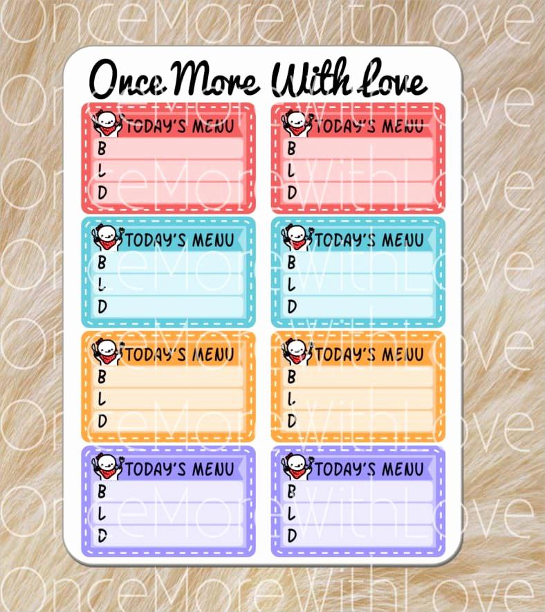 Breakfast Menu Template Free Best Of 32 Breakfast Menu Templates Free Sample Example format