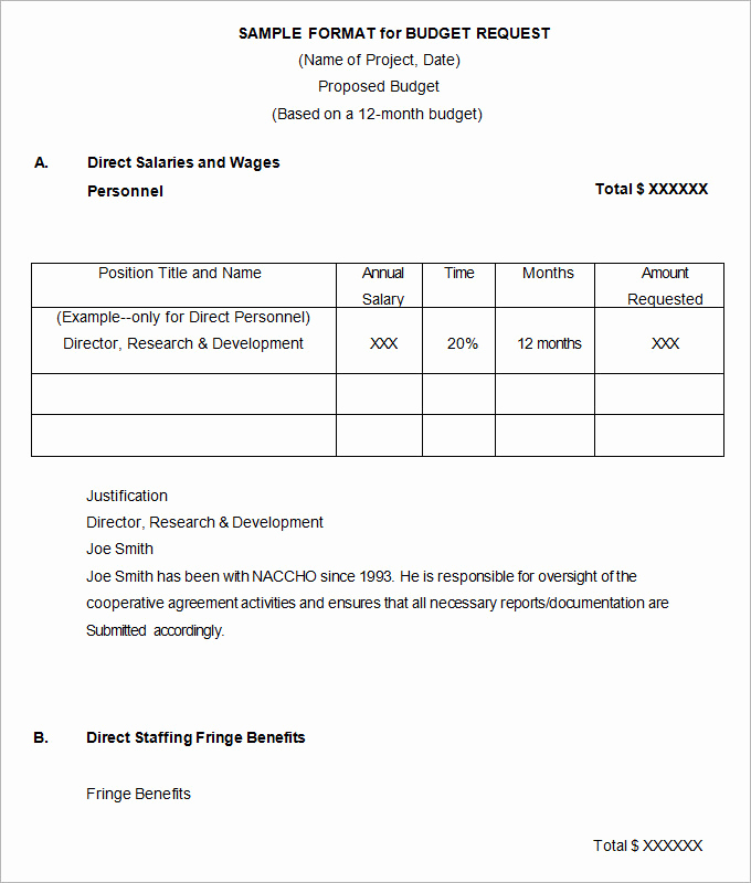 Budget Proposal Template Word Unique 10 11 Word Templates for Proposals