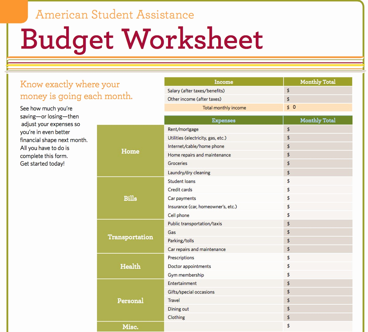 Budget Template Dave Ramsey Fresh Dave Ramsey Bud Worksheets