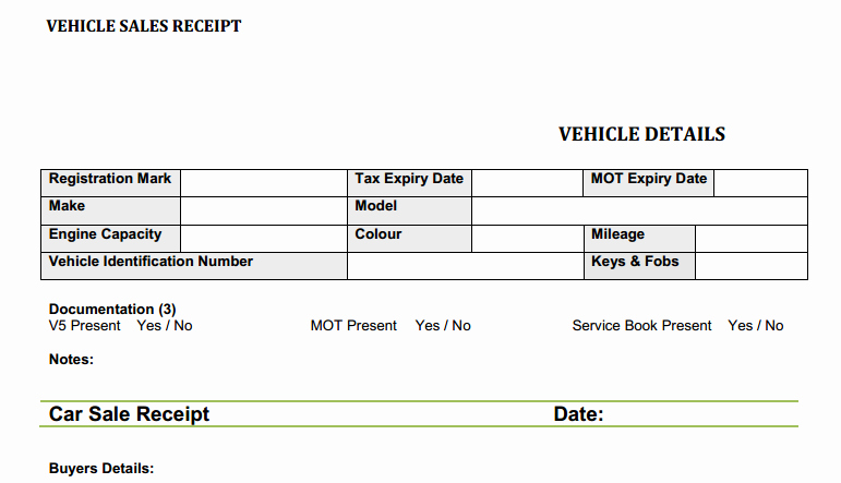 Car Sales Invoice Template New Car Sales Invoice Template Uk