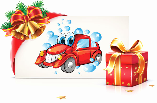 Car Wash Gift Certificate Template Unique Christmas Special Gift Certificates Waterdown Collision