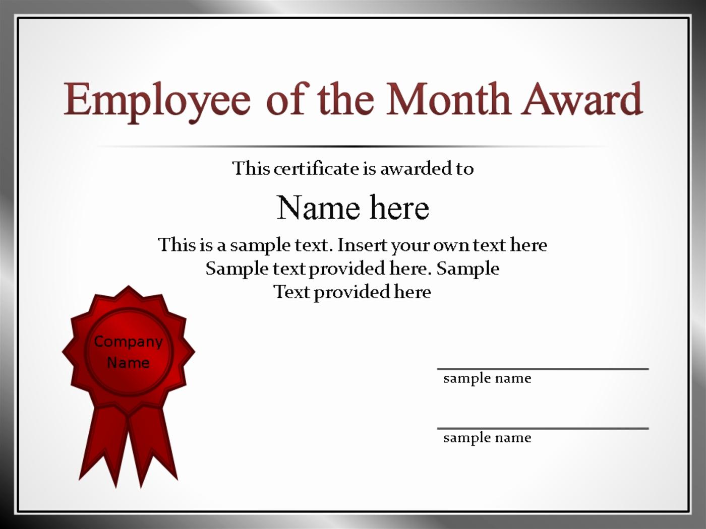 Certificate Of Appreciation Template Powerpoint Unique Certificate Appreciation Template Ppt