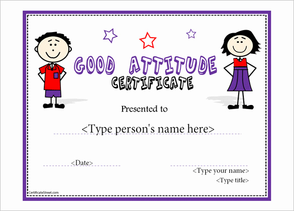 Certificate Of attendance Template Free Awesome 11 attendance Certificate Template Free Download